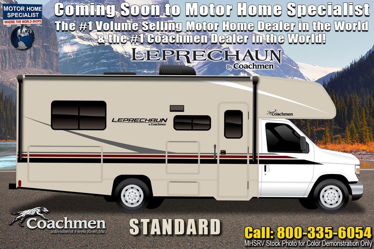 2021 Coachmen Leprechaun 298KB   2021 Motorhome in ...